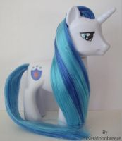 Shining Armor rehair II by SilverMoonbreeze