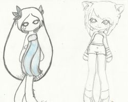 0525f3~ 10 and 5 Point Adoptables (closed) by Elvaneyl