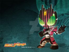 Kamen Rider Decade 2 by dr4g0nw1ngs
