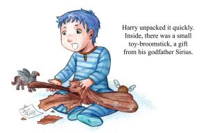 Baby Harry page 2 by mistressmariko