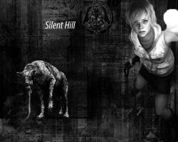 Silent Hill by Jhadin