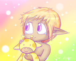 Baby Niki is the Cutest by k-o-j-i