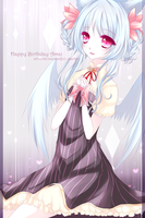 Happy Birthday Amai by silverblossoms