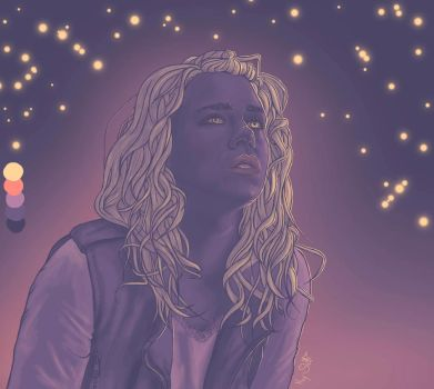 Rose Tyler - Colour Palette Challenge by ky-sta