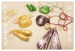 Mermaid Melody- jewelry by TM-production