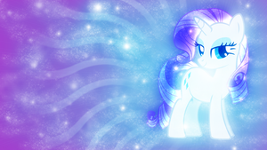 Shiny Rarity Wallpaper by piranhaplant1