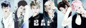 B.A.P by deathnote290595