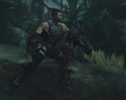 Turok vs dino by Daivistadawid