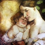 mother and child by idnod