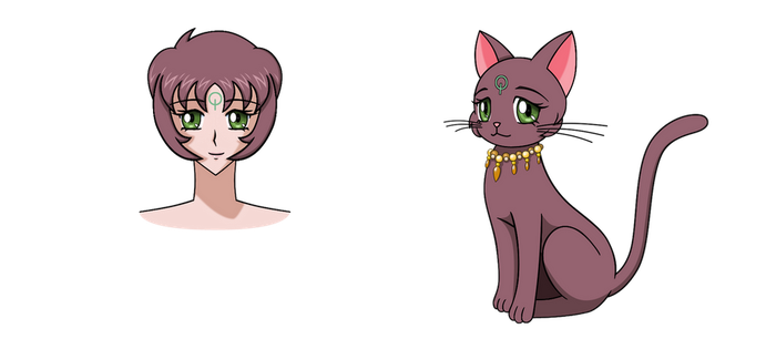 Sailor Moon Character Update: Freya by SaturnGrl