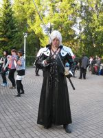 Sephiroth Final Fantasy AC by Tappajapappi
