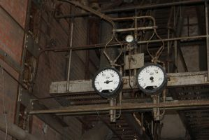 Old factory Stock 171 by Malleni-Stock