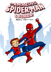 SPIDER-MAN N ROMAIN! by Frederic-Mur