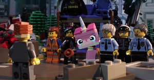 The LEGO Movie HISHE ALternate Ending by Broxome