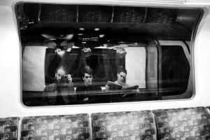 Selfie in The Tube by pavboq