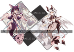 [OPEN- LOWER PRICE] Amelie 02/03 by Ruri-Adopts