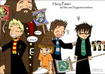 Mcfly and Harry Potter by s0s2