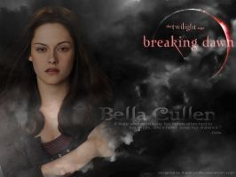 Eclipse Wall: Bella-B.Dawn by BunniiChan