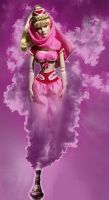 CustomJeannie Doll with Bottle by ShannonCraven
