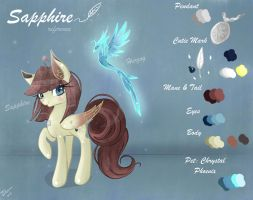 Sapphire: reference by Wilvarin-Liadon