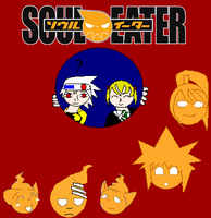 Soul Eater by Anime-King-Zi2