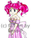 Princess Kousagi Dress Idea by Fario-P