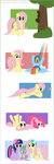 Fluttershy + Others Compilation by CTB-36