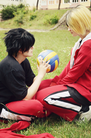 Haikyuu cosplay // Nekoma by DAIxSORA