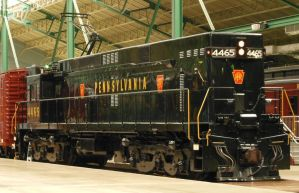 Pennsylvania RR Electric Freight by rlkitterman