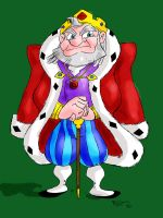 King Giles Ladley by AgentRadKid