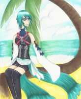 Aqua: On the Island by Betwixt779