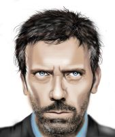 Hugh Laurie by dawn-is-dead