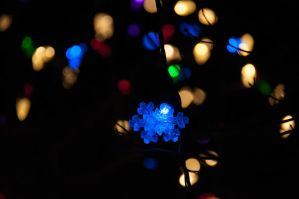 Lots Of Lights XIII by LDFranklin