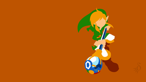 Oracle of Seasons: Link by Krukmeister