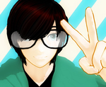 New Icon thingy yes by RickyTheMMDer