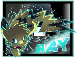 Coms: Ray the Pikachu by AlyssaC-12