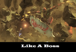 UMvC3 poster: Like a Boss by huyh