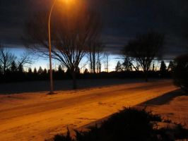 Chinook arch by MaguschildCloud