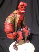 Hellboy by Hasaniwalker