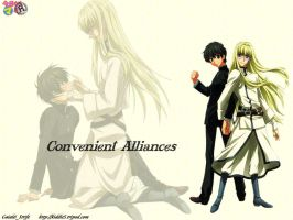 KKM - Convenient Alliances by GaialeiStrife