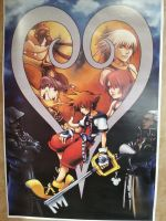Kingdom Hearts poster by Legendrawing