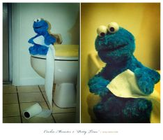 Cookie Monster II by breezy421