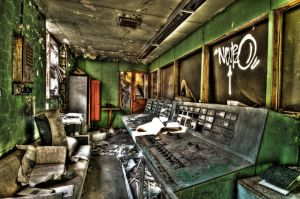 The Control Room HDR Workshop by mojomagmajo