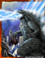 It's Good To Be King by kaijukid