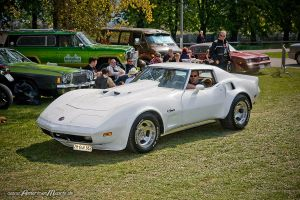white stingray.. by AmericanMuscle
