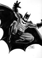 Happy Batman Day by guinnessyde