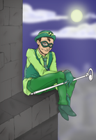 The Riddler by Traco