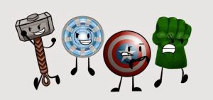 The Avengers by SwagCentral47