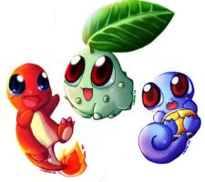 PokeTrio 2006 - Collab by suzuran