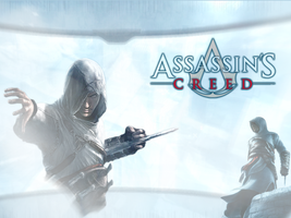 Asassin's Creed wallpaper by exile-chan